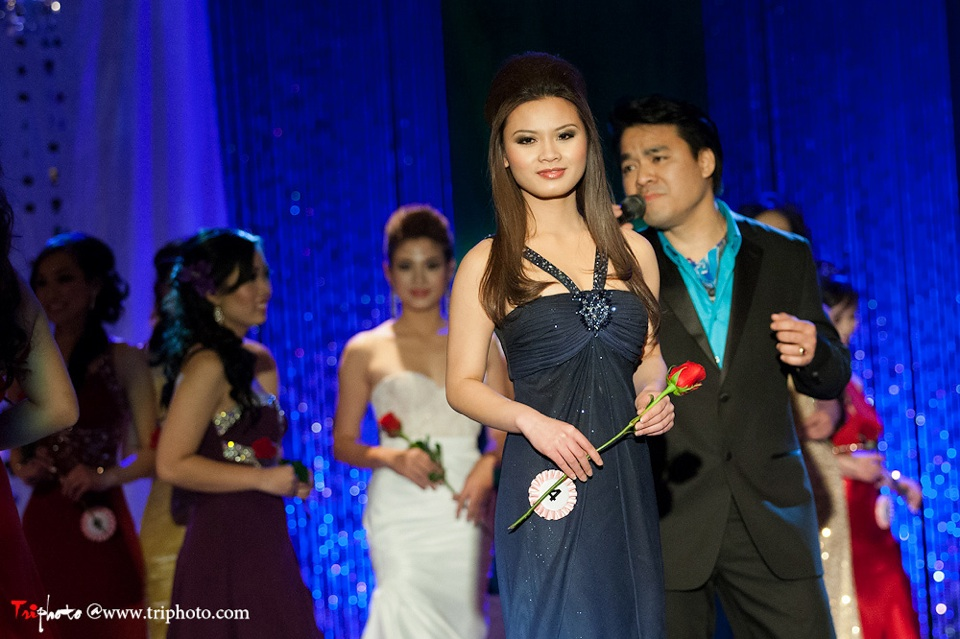 Miss Vietnam of Northern California 2012 Pageant - Hoa Hau Ao Dai Bac Cali 2012 - Image 070