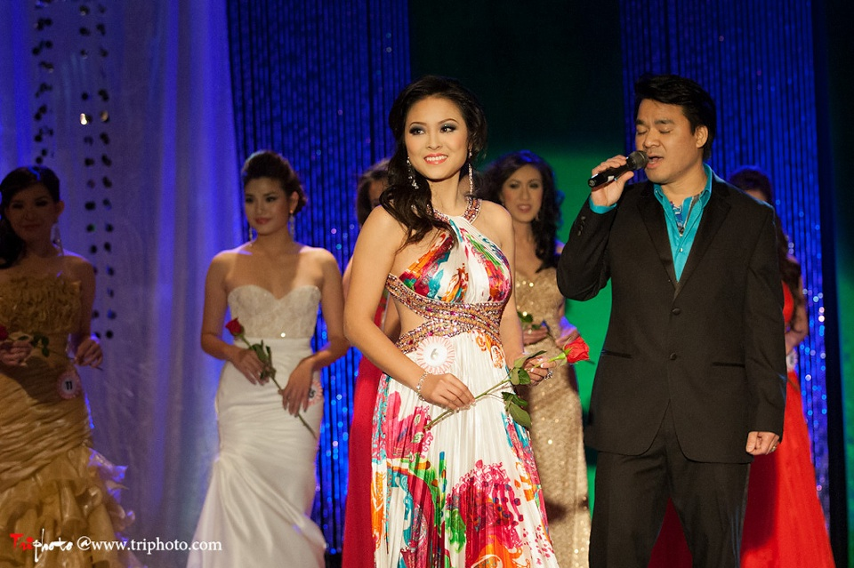 Miss Vietnam of Northern California 2012 Pageant - Hoa Hau Ao Dai Bac Cali 2012 - Image 071