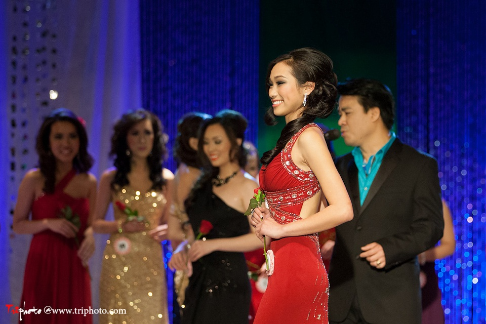 Miss Vietnam of Northern California 2012 Pageant - Hoa Hau Ao Dai Bac Cali 2012 - Image 073