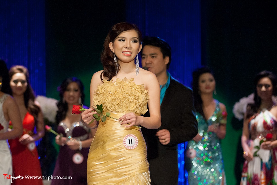 Miss Vietnam of Northern California 2012 Pageant - Hoa Hau Ao Dai Bac Cali 2012 - Image 074