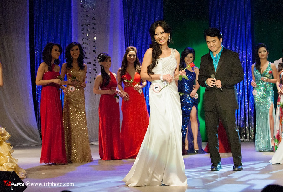 Miss Vietnam of Northern California 2012 Pageant - Hoa Hau Ao Dai Bac Cali 2012 - Image 075