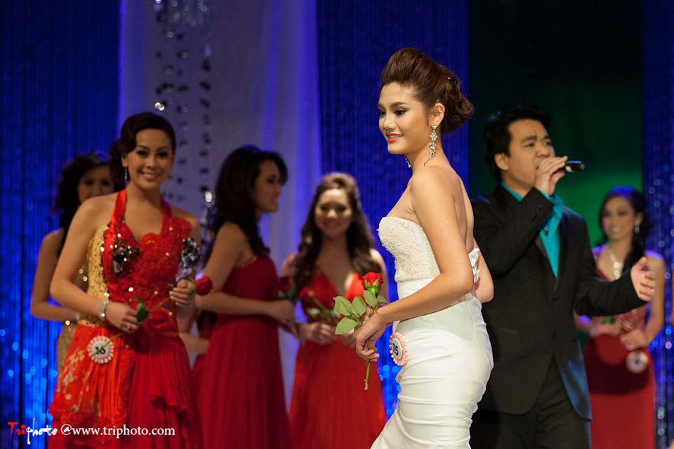 Miss Vietnam of Northern California 2012 Pageant - Hoa Hau Ao Dai Bac Cali 2012 - Image 077