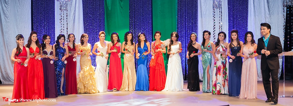 Miss Vietnam of Northern California 2012 Pageant - Hoa Hau Ao Dai Bac Cali 2012 - Image 080