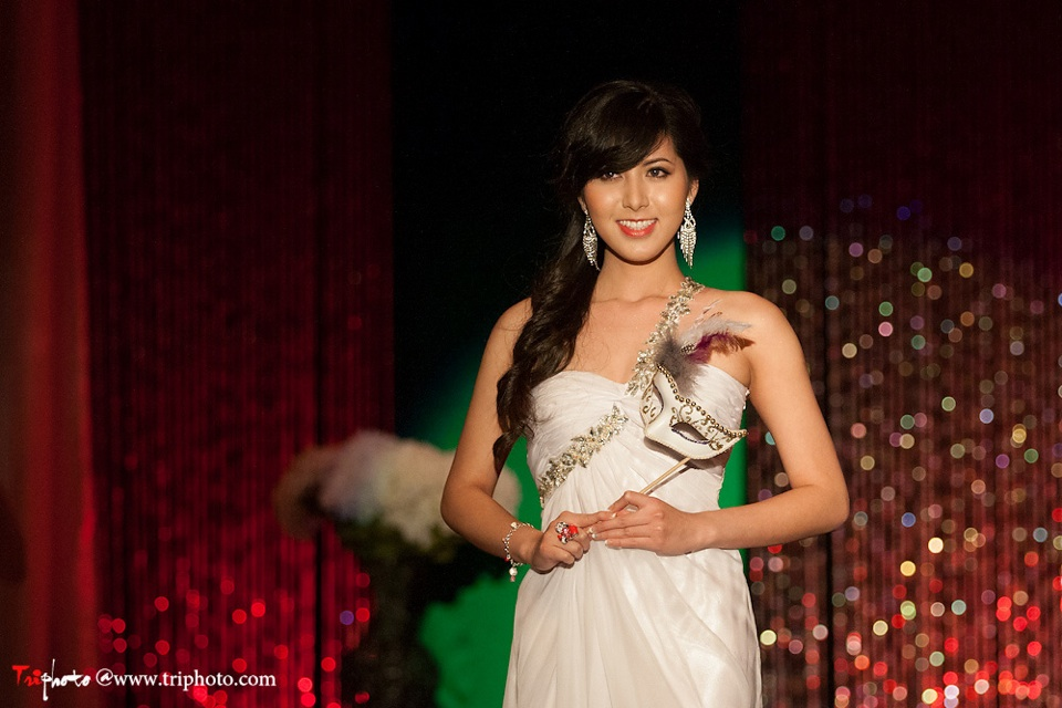 Miss Vietnam of Northern California 2012 Pageant - Hoa Hau Ao Dai Bac Cali 2012 - Image 094