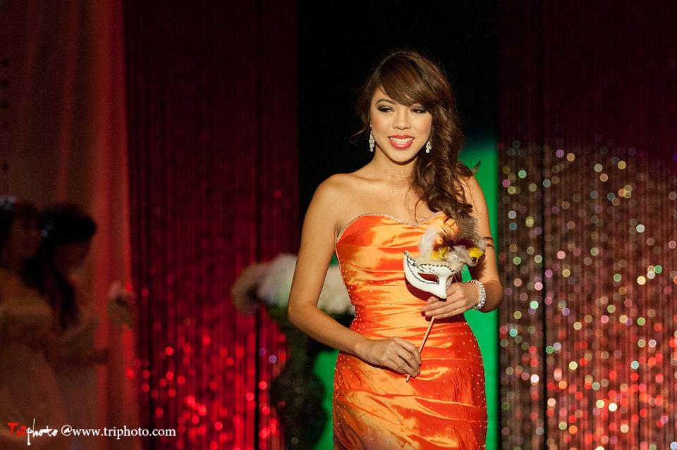 Miss Vietnam of Northern California 2012 Pageant - Hoa Hau Ao Dai Bac Cali 2012 - Image 095