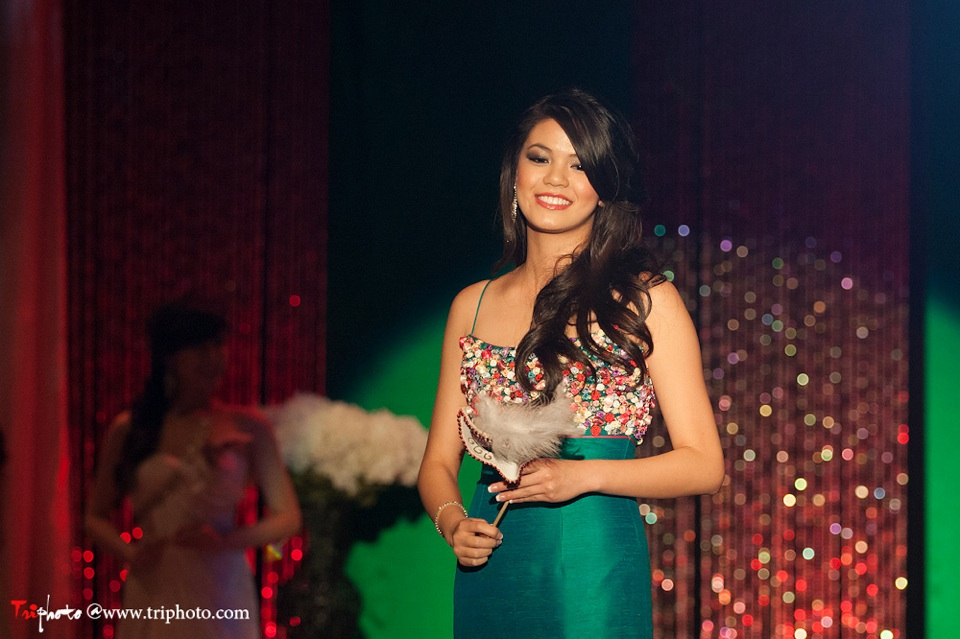 Miss Vietnam of Northern California 2012 Pageant - Hoa Hau Ao Dai Bac Cali 2012 - Image 096