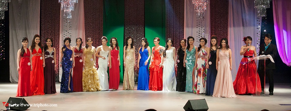 Miss Vietnam of Northern California 2012 Pageant - Hoa Hau Ao Dai Bac Cali 2012 - Image 099