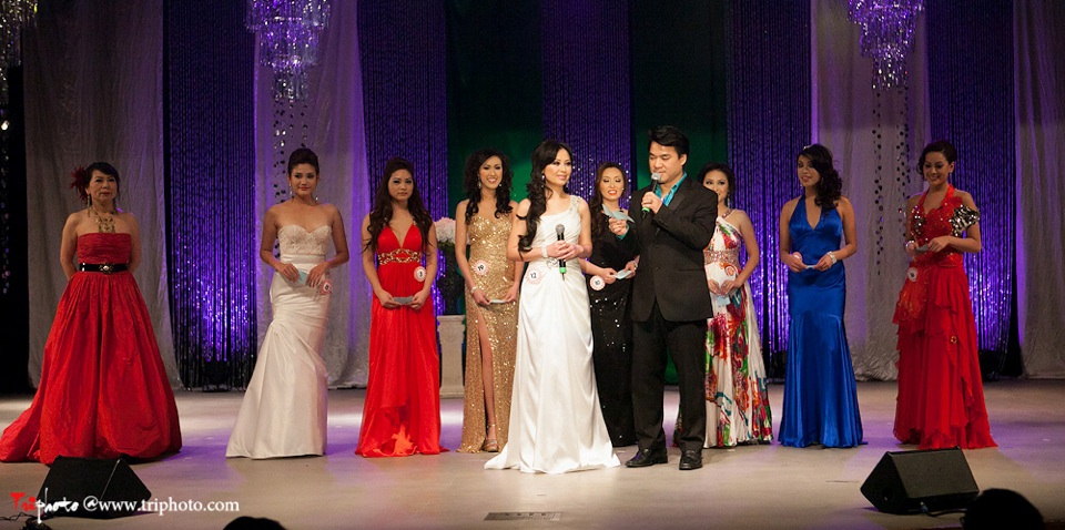 Miss Vietnam of Northern California 2012 Pageant - Hoa Hau Ao Dai Bac Cali 2012 - Image 101