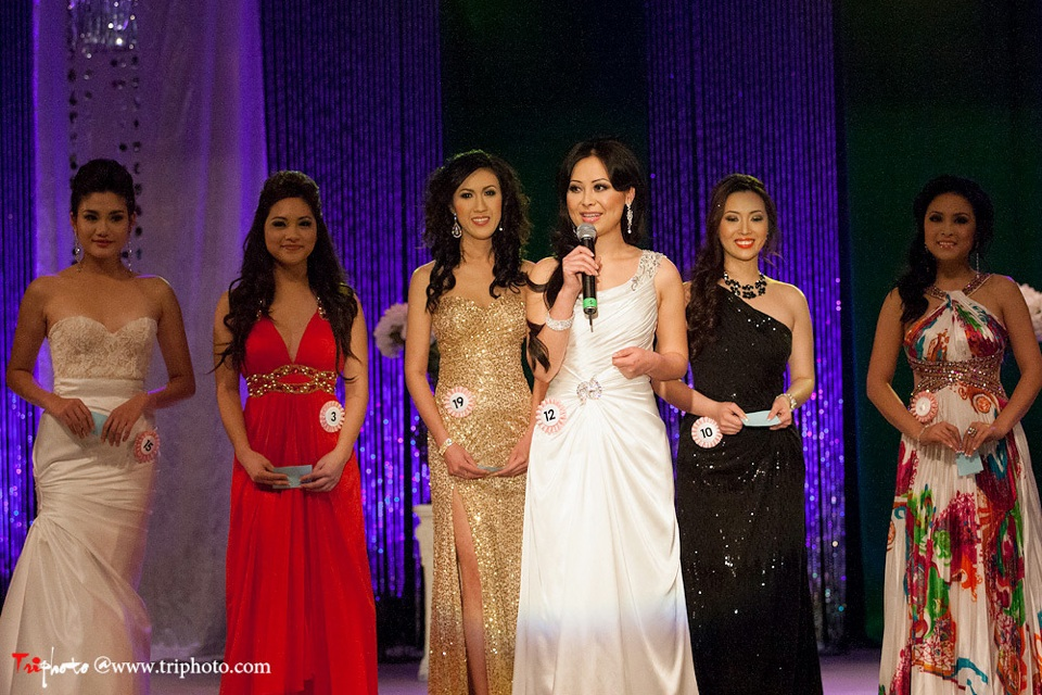 Miss Vietnam of Northern California 2012 Pageant - Hoa Hau Ao Dai Bac Cali 2012 - Image 102