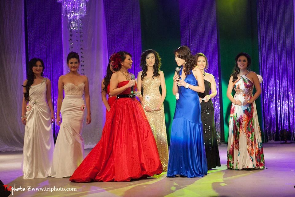 Miss Vietnam of Northern California 2012 Pageant - Hoa Hau Ao Dai Bac Cali 2012 - Image 107