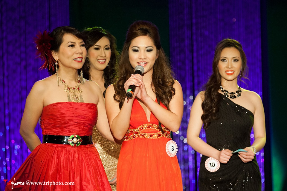 Miss Vietnam of Northern California 2012 Pageant - Hoa Hau Ao Dai Bac Cali 2012 - Image 110
