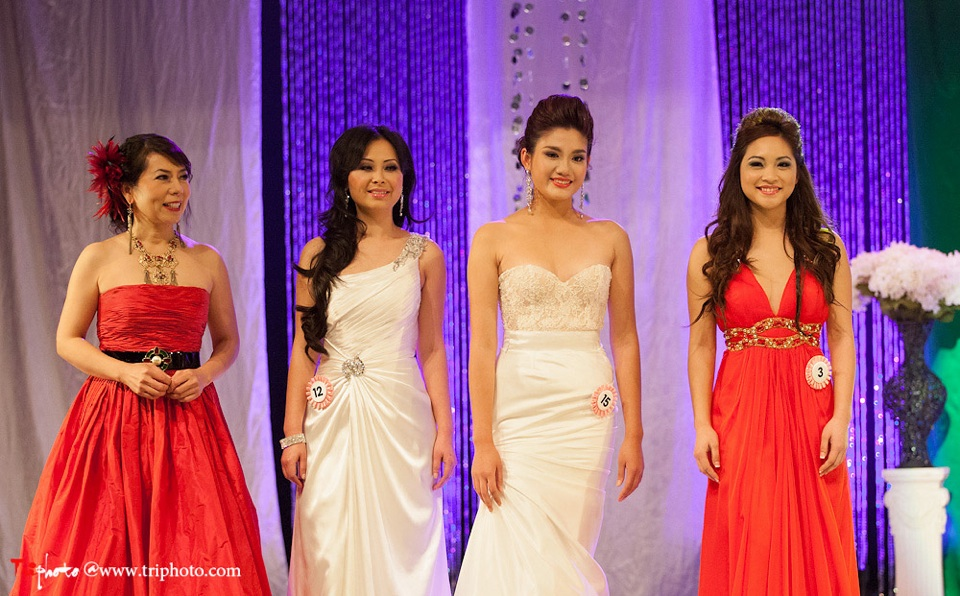 Miss Vietnam of Northern California 2012 Pageant - Hoa Hau Ao Dai Bac Cali 2012 - Image 112