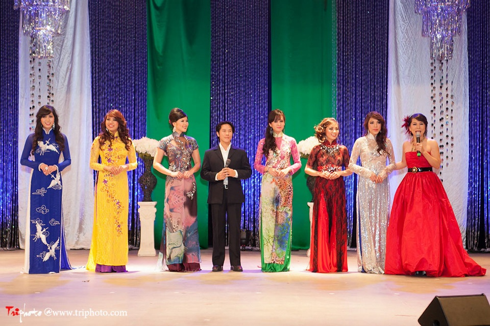 Miss Vietnam of Northern California 2012 Pageant - Hoa Hau Ao Dai Bac Cali 2012 - Image 119