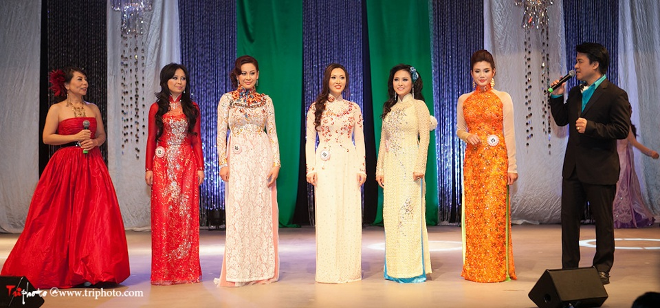 Miss Vietnam of Northern California 2012 Pageant - Hoa Hau Ao Dai Bac Cali 2012 - Image 122