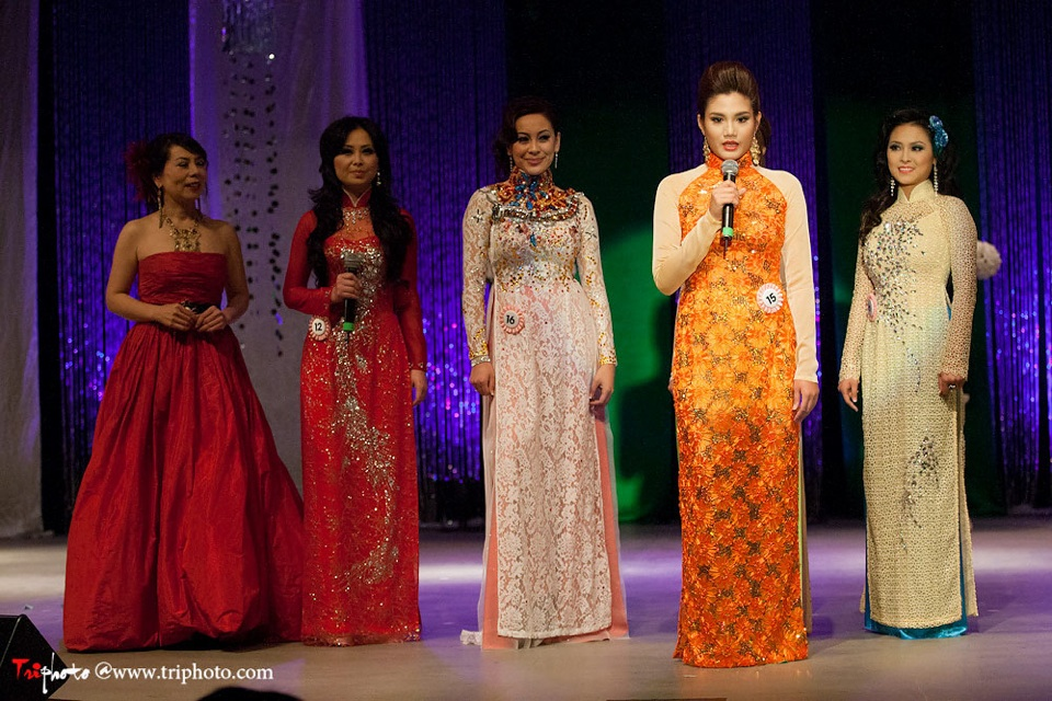 Miss Vietnam of Northern California 2012 Pageant - Hoa Hau Ao Dai Bac Cali 2012 - Image 123
