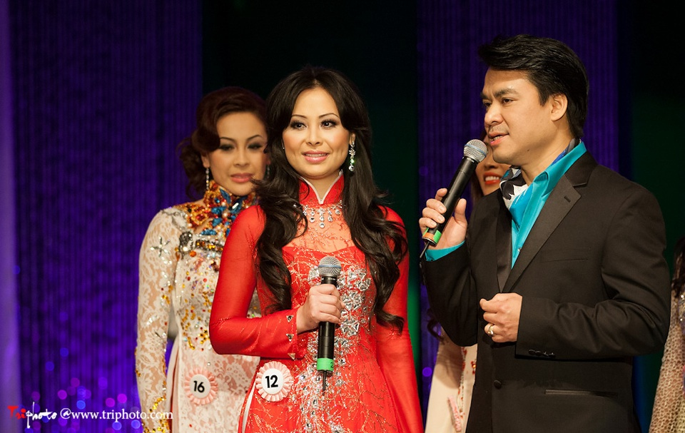 Miss Vietnam of Northern California 2012 Pageant - Hoa Hau Ao Dai Bac Cali 2012 - Image 124