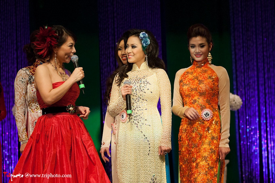 Miss Vietnam of Northern California 2012 Pageant - Hoa Hau Ao Dai Bac Cali 2012 - Image 127