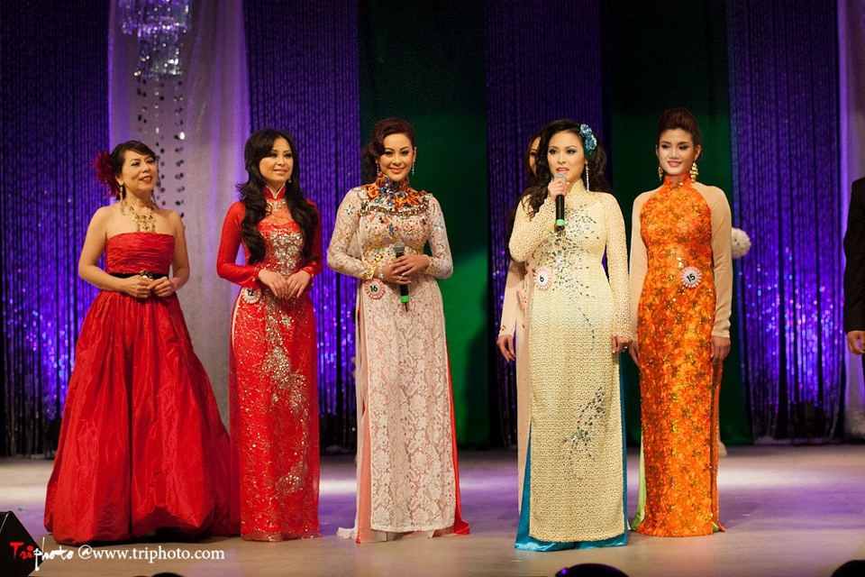 Miss Vietnam of Northern California 2012 Pageant - Hoa Hau Ao Dai Bac Cali 2012 - Image 128