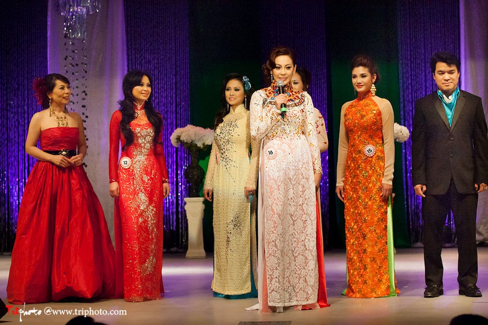 Miss Vietnam of Northern California 2012 Pageant - Hoa Hau Ao Dai Bac Cali 2012 - Image 129