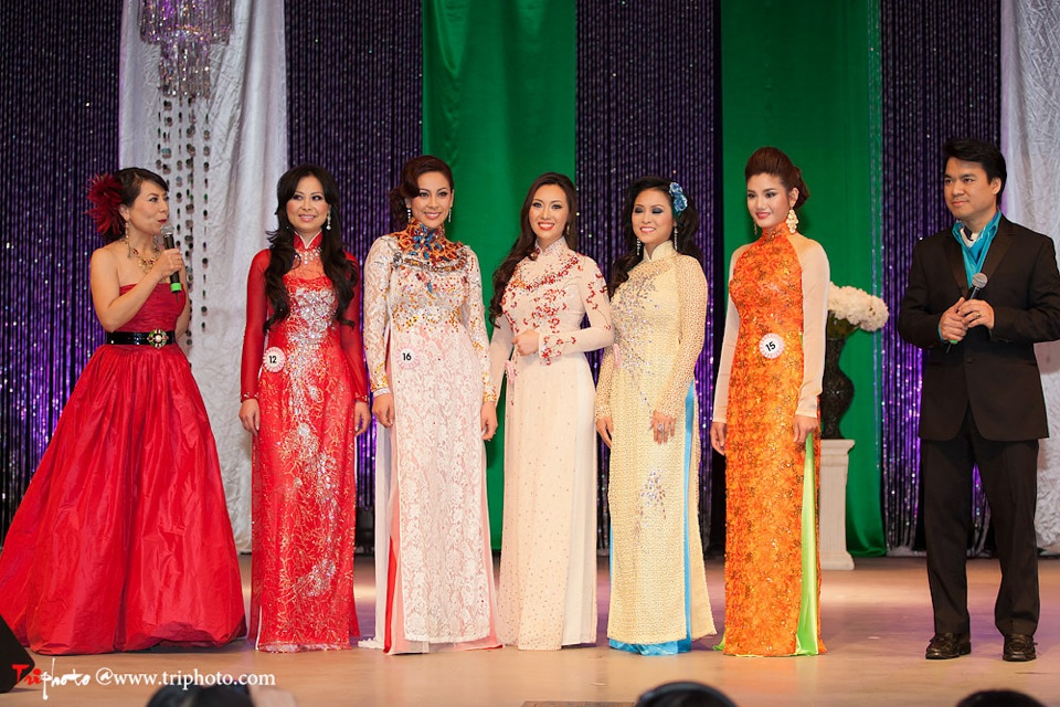 Miss Vietnam of Northern California 2012 Pageant - Hoa Hau Ao Dai Bac Cali 2012 - Image 131