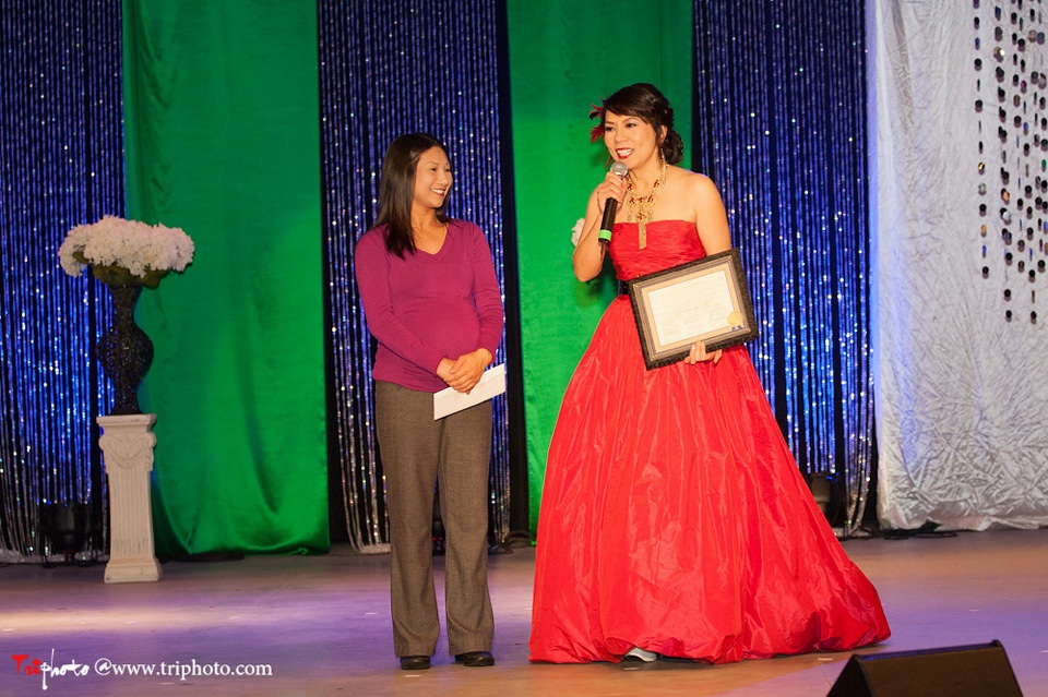 Miss Vietnam of Northern California 2012 Pageant - Hoa Hau Ao Dai Bac Cali 2012 - Image 132