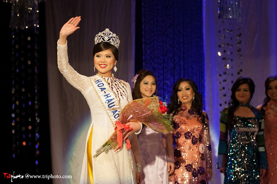 Miss Vietnam of Northern California 2012 Pageant - Hoa Hau Ao Dai Bac Cali 2012 - Image 134