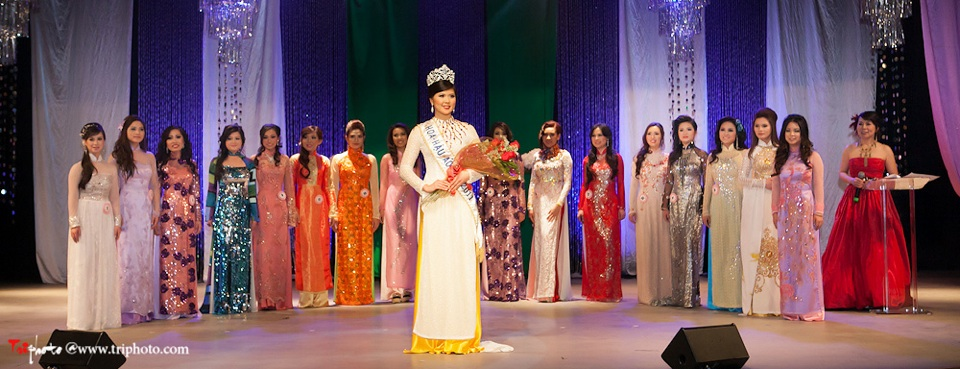 Miss Vietnam of Northern California 2012 Pageant - Hoa Hau Ao Dai Bac Cali 2012 - Image 135