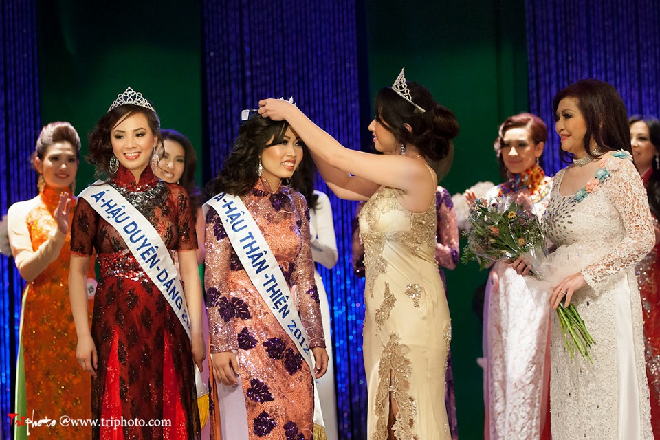 Miss Vietnam of Northern California 2012 Pageant - Hoa Hau Ao Dai Bac Cali 2012 - Image 137
