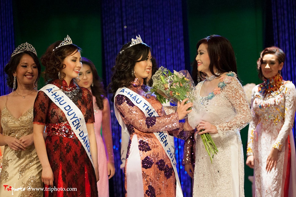 Miss Vietnam of Northern California 2012 Pageant - Hoa Hau Ao Dai Bac Cali 2012 - Image 138