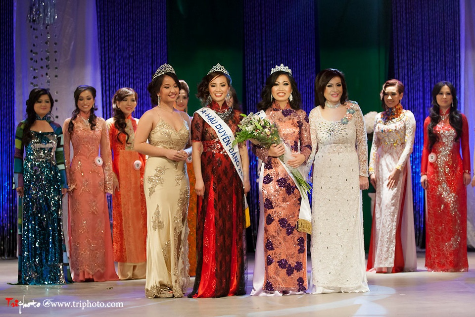 Miss Vietnam of Northern California 2012 Pageant - Hoa Hau Ao Dai Bac Cali 2012 - Image 139