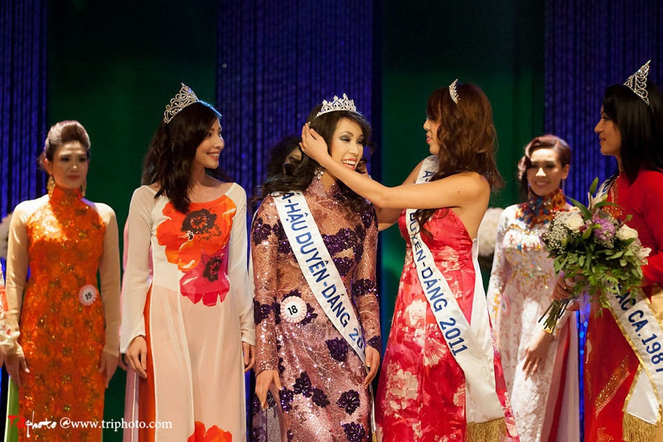 Miss Vietnam of Northern California 2012 Pageant - Hoa Hau Ao Dai Bac Cali 2012 - Image 140
