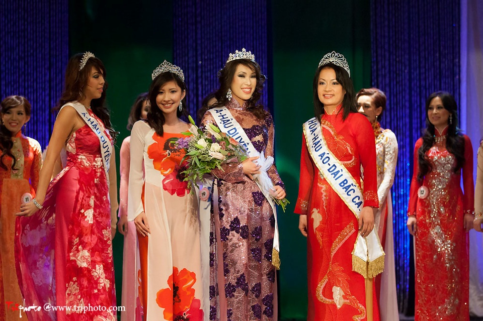 Miss Vietnam of Northern California 2012 Pageant - Hoa Hau Ao Dai Bac Cali 2012 - Image 141