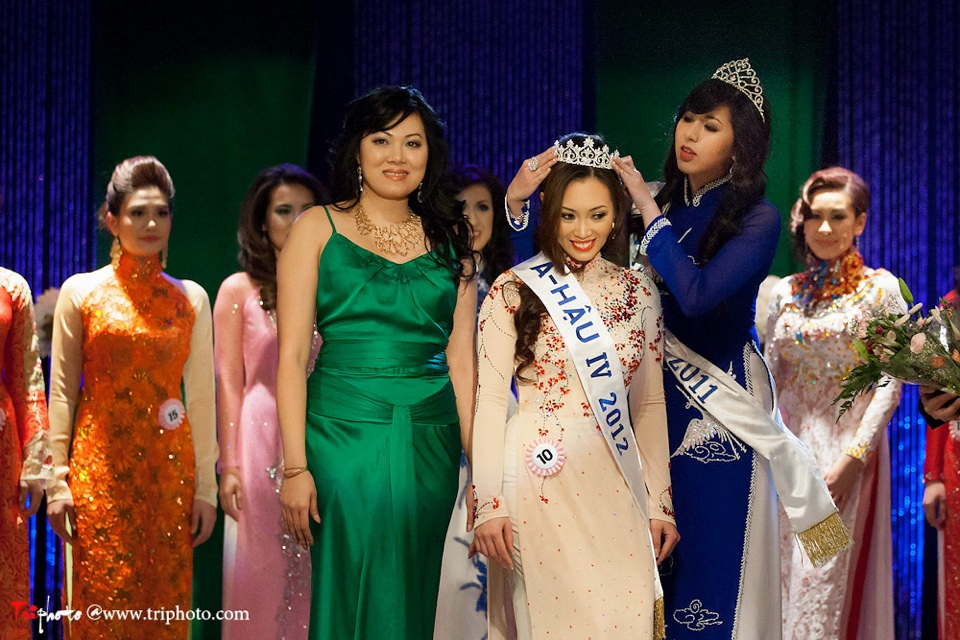 Miss Vietnam of Northern California 2012 Pageant - Hoa Hau Ao Dai Bac Cali 2012 - Image 142