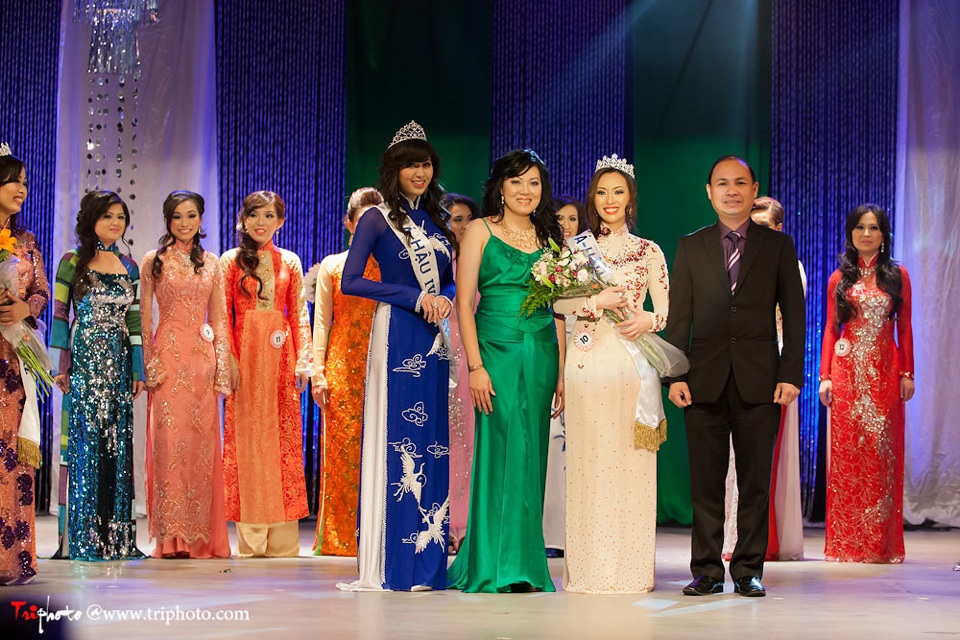 Miss Vietnam of Northern California 2012 Pageant - Hoa Hau Ao Dai Bac Cali 2012 - Image 143