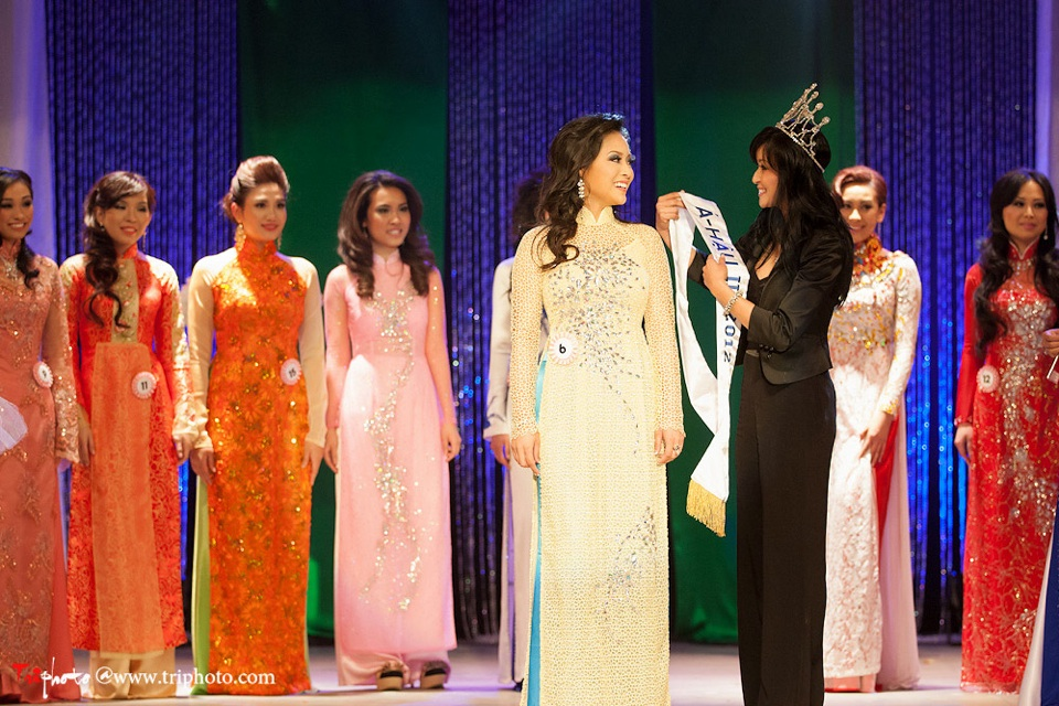 Miss Vietnam of Northern California 2012 Pageant - Hoa Hau Ao Dai Bac Cali 2012 - Image 144