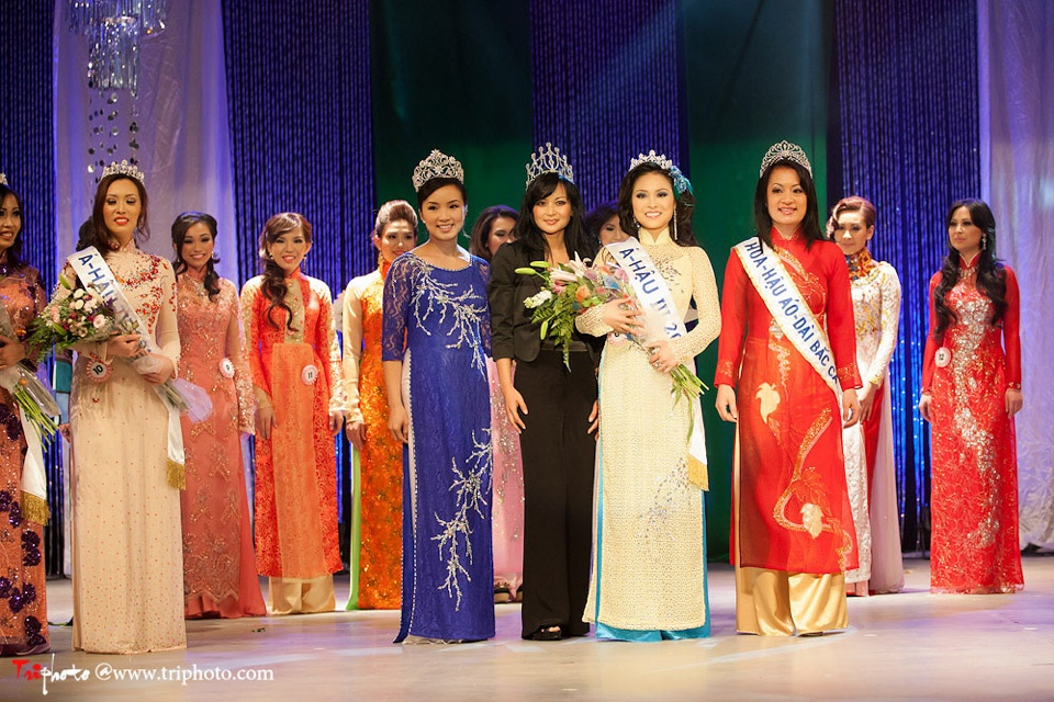 Miss Vietnam of Northern California 2012 Pageant - Hoa Hau Ao Dai Bac Cali 2012 - Image 146