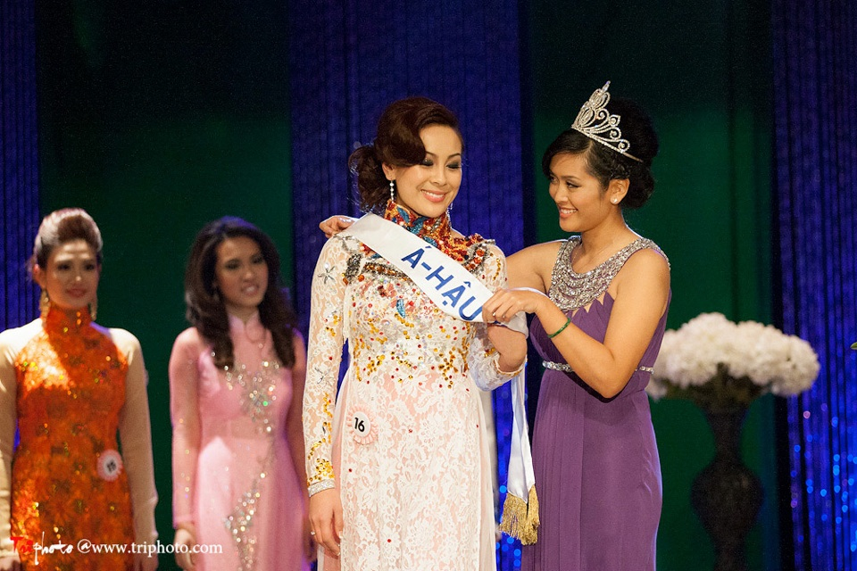 Miss Vietnam of Northern California 2012 Pageant - Hoa Hau Ao Dai Bac Cali 2012 - Image 148