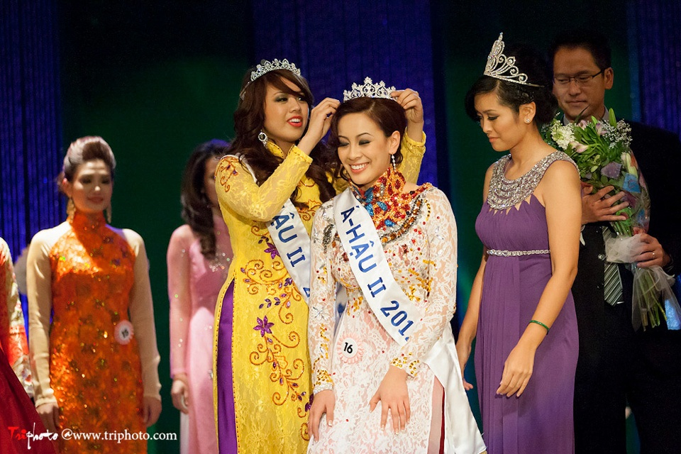 Miss Vietnam of Northern California 2012 Pageant - Hoa Hau Ao Dai Bac Cali 2012 - Image 149