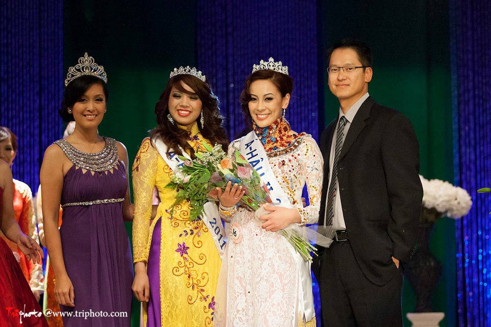 Miss Vietnam of Northern California 2012 Pageant - Hoa Hau Ao Dai Bac Cali 2012 - Image 150