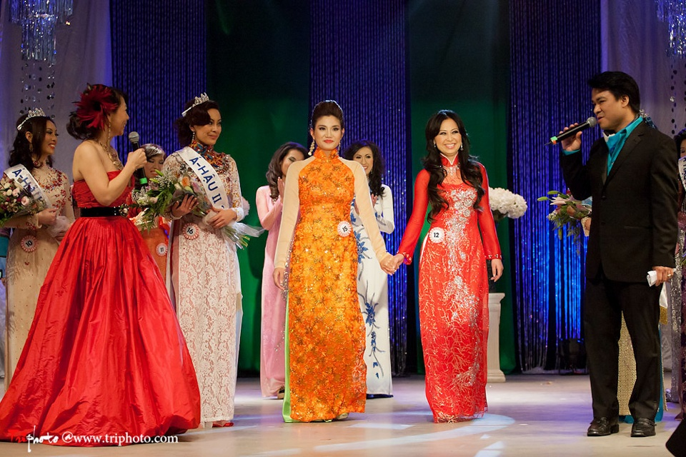 Miss Vietnam of Northern California 2012 Pageant - Hoa Hau Ao Dai Bac Cali 2012 - Image 151
