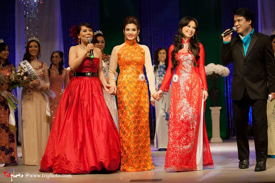 Miss Vietnam of Northern California 2012 Pageant - Hoa Hau Ao Dai Bac Cali 2012 - Image 152
