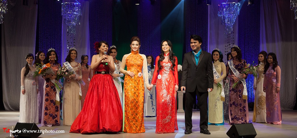 Miss Vietnam of Northern California 2012 Pageant - Hoa Hau Ao Dai Bac Cali 2012 - Image 153