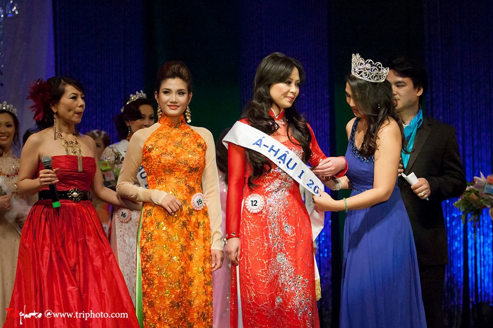 Miss Vietnam of Northern California 2012 Pageant - Hoa Hau Ao Dai Bac Cali 2012 - Image 155