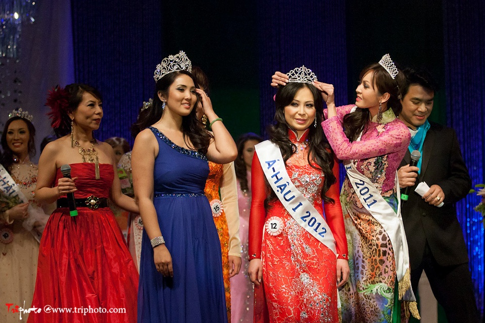 Miss Vietnam of Northern California 2012 Pageant - Hoa Hau Ao Dai Bac Cali 2012 - Image 156