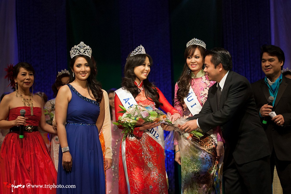 Miss Vietnam of Northern California 2012 Pageant - Hoa Hau Ao Dai Bac Cali 2012 - Image 157