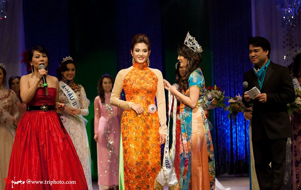 Miss Vietnam of Northern California 2012 Pageant - Hoa Hau Ao Dai Bac Cali 2012 - Image 159