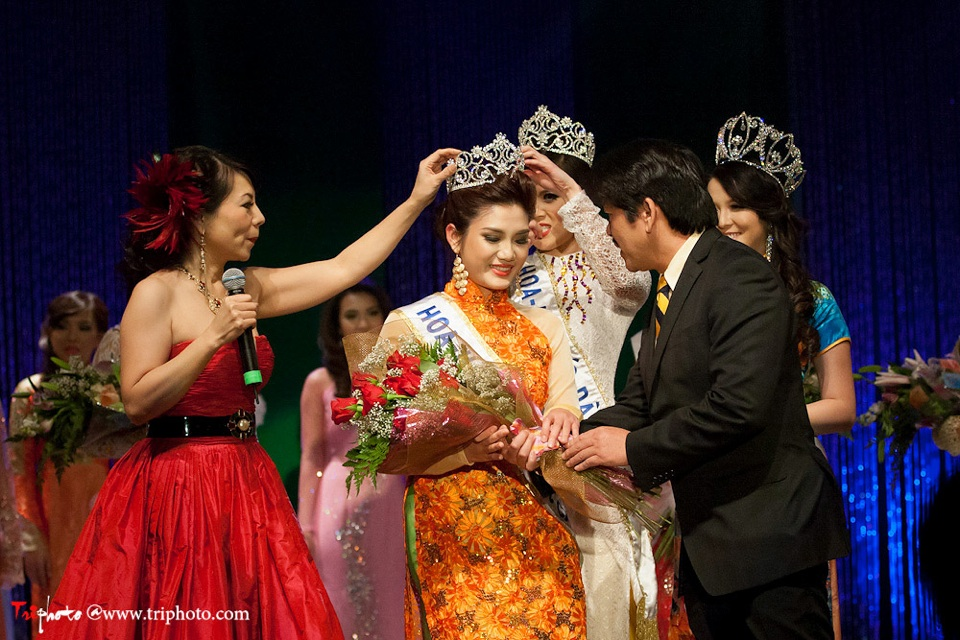 Miss Vietnam of Northern California 2012 Pageant - Hoa Hau Ao Dai Bac Cali 2012 - Image 160