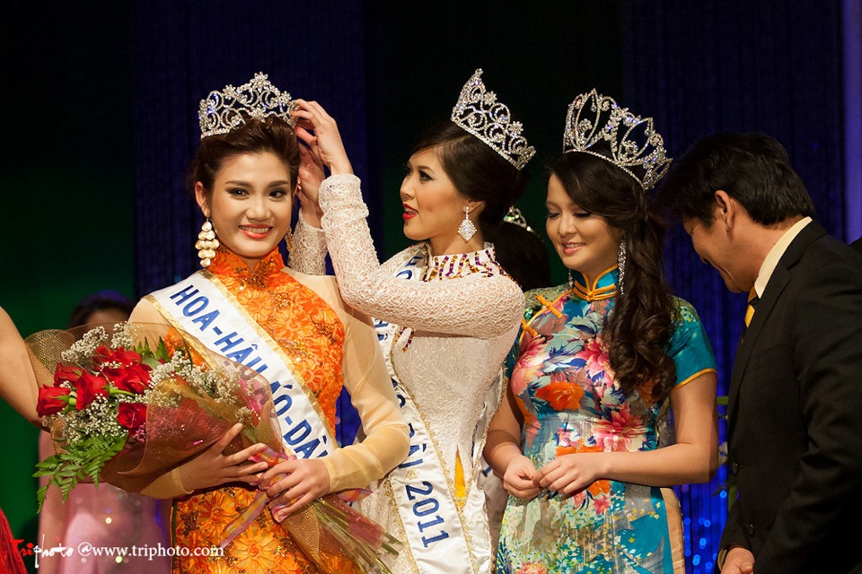 Miss Vietnam of Northern California 2012 Pageant - Hoa Hau Ao Dai Bac Cali 2012 - Image 161
