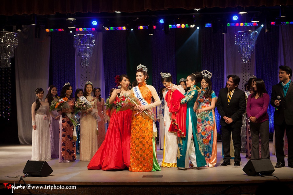 Miss Vietnam of Northern California 2012 Pageant - Hoa Hau Ao Dai Bac Cali 2012 - Image 162