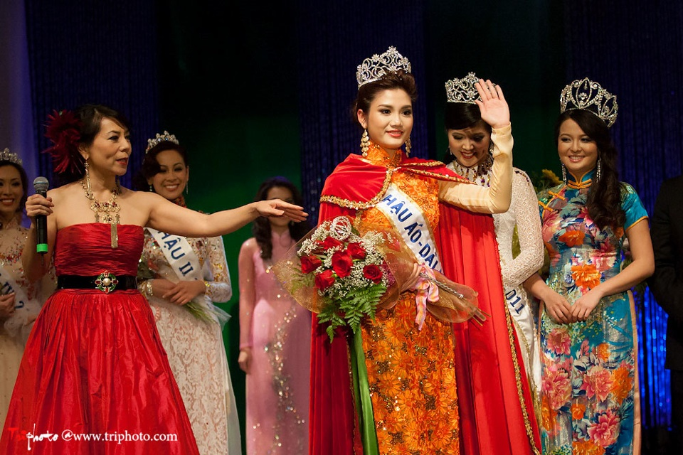 Miss Vietnam of Northern California 2012 Pageant - Hoa Hau Ao Dai Bac Cali 2012 - Image 164